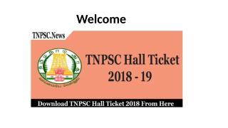 TNPSC Hall Ticket.pptx