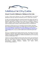 Private_Airport_Transfer_Melbourne.PDF