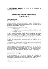 Convocatoria Concurso de Fotografía.doc